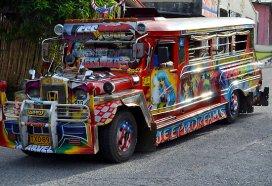 Metro Manila jeepney. Photo by Google Images.