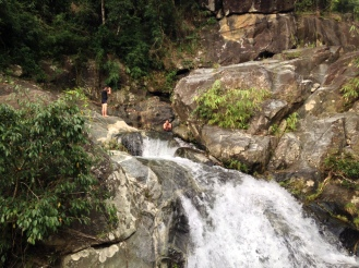 Maranat Falls