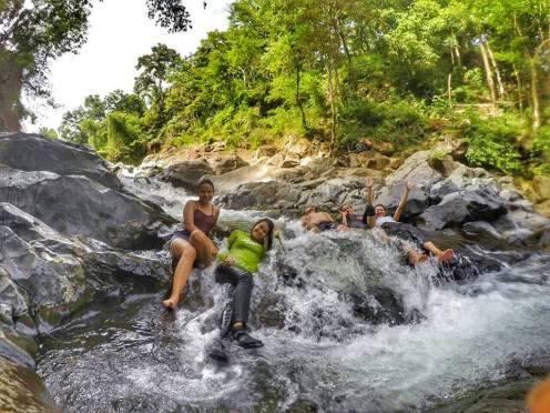 Layon Bato river.