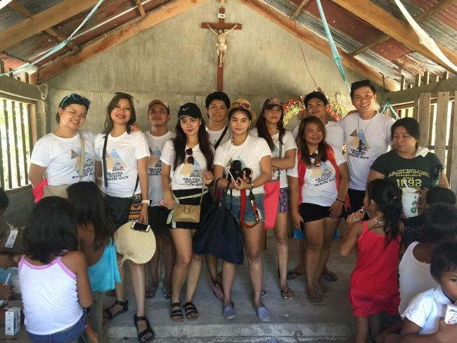 Team Jomalig 2016