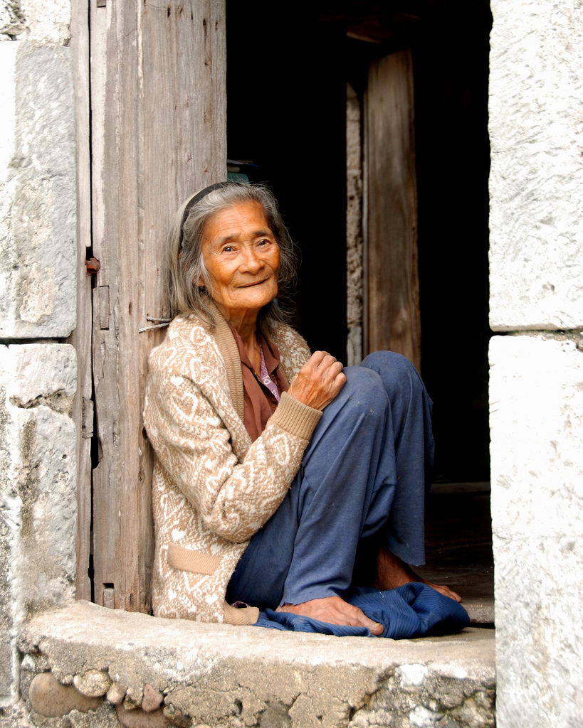 Ivatan_Old_Woman
