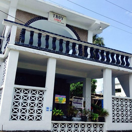 My home for away from home - the Troy Lodge. It's cozy and the people here are nice. For inquiries and bookings, contact Ms. Erlinda Aberilla at 0905 390 6961.